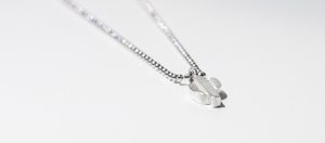 Mamapacha | Linea .Thin | Collana in argento
